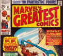 Marvel's Greatest Comics Vol 1 23