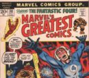 Marvel's Greatest Comics Vol 1 38