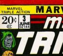 Marvel Triple Action Vol 1 3