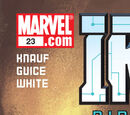 Invincible Iron Man Vol 1 23