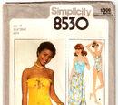 Simplicity 8530
