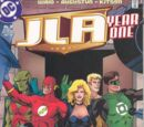 JLA: Year One Vol 1 2