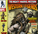 Marvel Westerns: Western Legends Vol 1 1