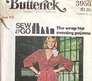 Butterick 3950 A