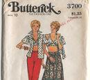 Butterick 3700