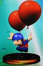 Balloon Fighter trophy (SSBM).jpg