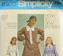 Simplicity 8920