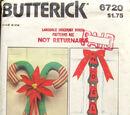 Butterick 6720 B
