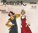 Butterick 3848
