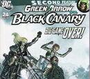 Green Arrow and Black Canary Vol 1 24