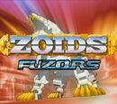 Zoids: Fuzors