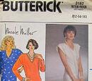 Butterick 3162 A