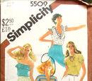Simplicity 5509 A