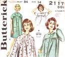 Butterick 2117