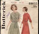 Butterick 2802