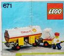 671 Shell Tanker