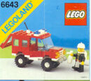 6643 Fire Chief's Truck