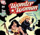 Wonder Woman Vol 3 34