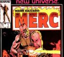 Mark Hazzard Merc Vol 1 1
