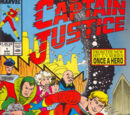 Captain Justice Vol 1 1