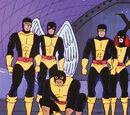 X-Men (Earth-8107)/Gallery