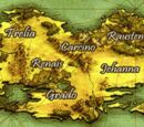 List of chapters in Fire Emblem: The Sacred Stones