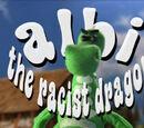 Blurb-AlbiTheRacistDragon