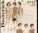Butterick 2542