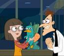Doofenshmirtz's date