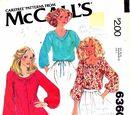 McCall's 6360