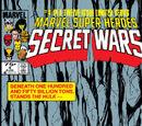 Marvel Super Heroes Secret Wars Vol 1 4