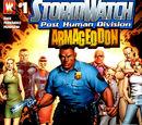 Stormwatch: Post Human Division: Armageddon Vol 1 1