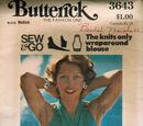Butterick 3643