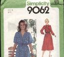 Simplicity 9062 A