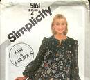 Simplicity 5161 B