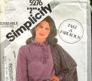 Simplicity 5276 A