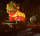 Thomas, Percy and the Dragon