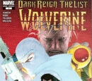 Dark Reign: The List - Wolverine Vol 1 1