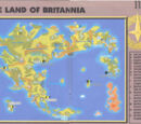 NES Map for Ultima IV