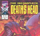 Incomplete Death's Head Vol 1 4