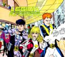 Legion of Super-Heroes Origins