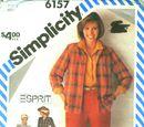 Simplicity 6157 A