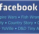 Facebook game templates