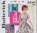 Butterick 2240