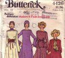 Butterick 4426 A