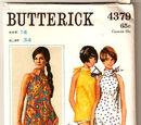 Butterick 4379