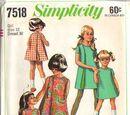 Simplicity 7518 A