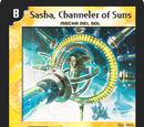Sasha, Channeler of Suns