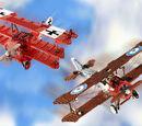 K3451 Famous Planes Kit