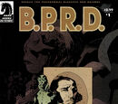 B.P.R.D.: Garden of Souls Vol 1 1